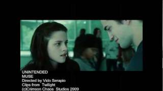 YouTube - Unintended - Muse [& scenes from Twilight].flv