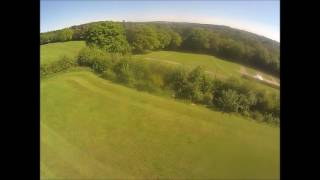 Birchwood Farm Campsite, Whatstandwell, Derbyshire Part 1.