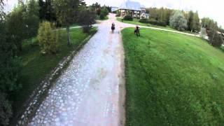 Верховая езда по Мандрогам