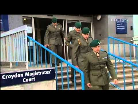Verdict of suicide on Royal Marine 20.02.12