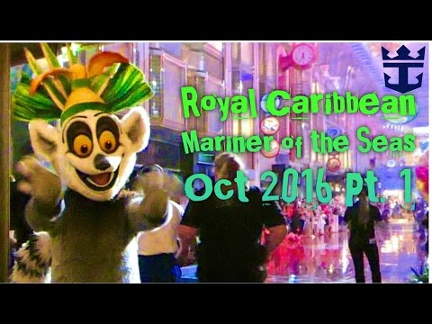 Royal Caribbean Mariner of the Seas October 2016 Phuket Part 1