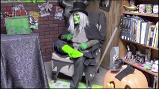 Sicko-Psychotic's Appearance on Haven Falls Horror Fixx Halloween Episode