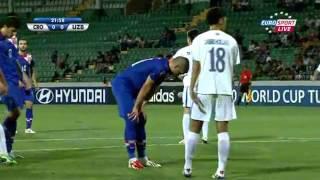 Футбол. Чемпионат Мира Турция. Узбекистан-Хорватия