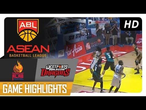 Alab Pilipinas vs. Wesports Malaysia Dragons | Game Highlights | ABL 2017-2018 | January 3, 2018