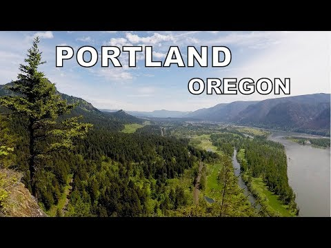 Portland, Oregon. Портленд, Орегон