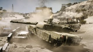 Battlefield Bad Company 2 - Rush (OASIS EXPLOSIVE GAMEPLAY) - 4K