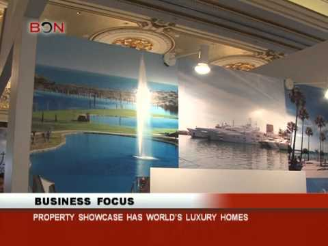 Property Showcase Has World's Luxury Homes- China Beat - November 08 - BONTV