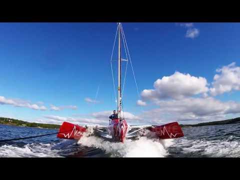 Corsair Marine - Allt på Sjön - Gustavsberg 2016