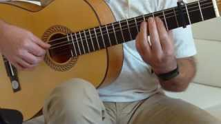 """Nr.138 """"Jehovah Is Your Name"""" Fingerstyle for Guitar"""