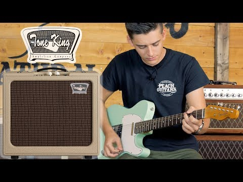Tone King Gremlin Combo - The perfect bedroom amp?