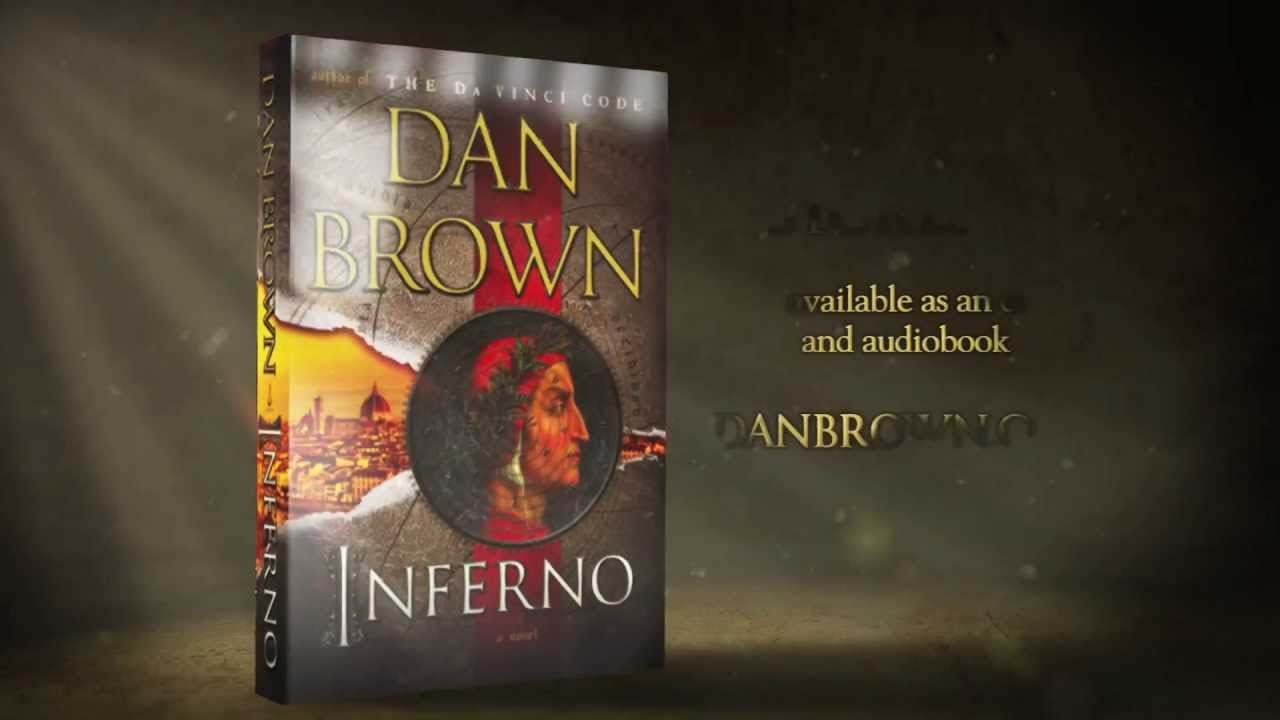 Inferno by dan brown available may 14 youtube inferno by dan brown available may 14 buycottarizona
