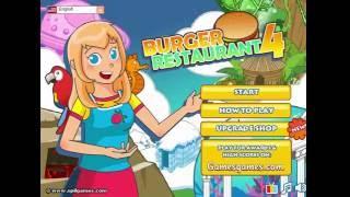 Cooking Games For Girl | Burger Restaurant 4