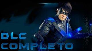 Batman Arkham Knight | DLC Nightwing completo | Español Latino