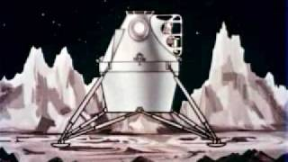 Apollo-Lunar Orbital Rendezvous Technique