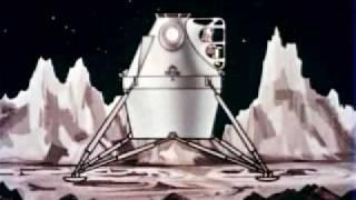 Apollo-Lunar Orbital Rendezvous Technique