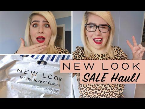 New Look Sale Haul - April 2020 🛍