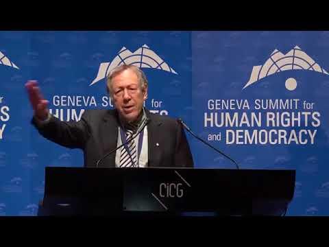 Geneva Summit 2018 Closing Remarks