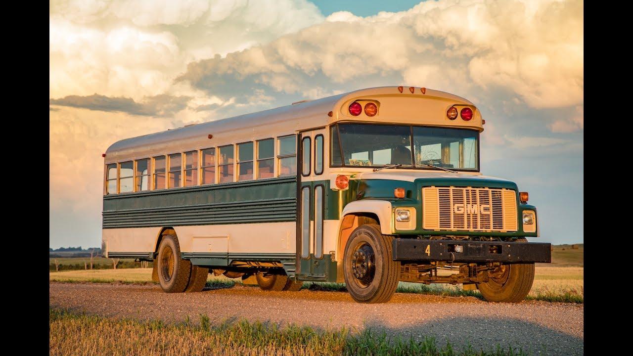 The Ultimate School Bus Conversion