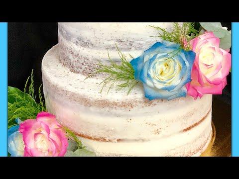 Pastel Desnudo/Naked Cake