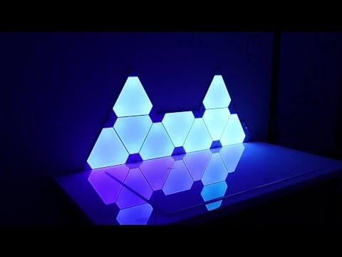 Nanoleaf Aurora Rgb Light Panels New Craze Doovi