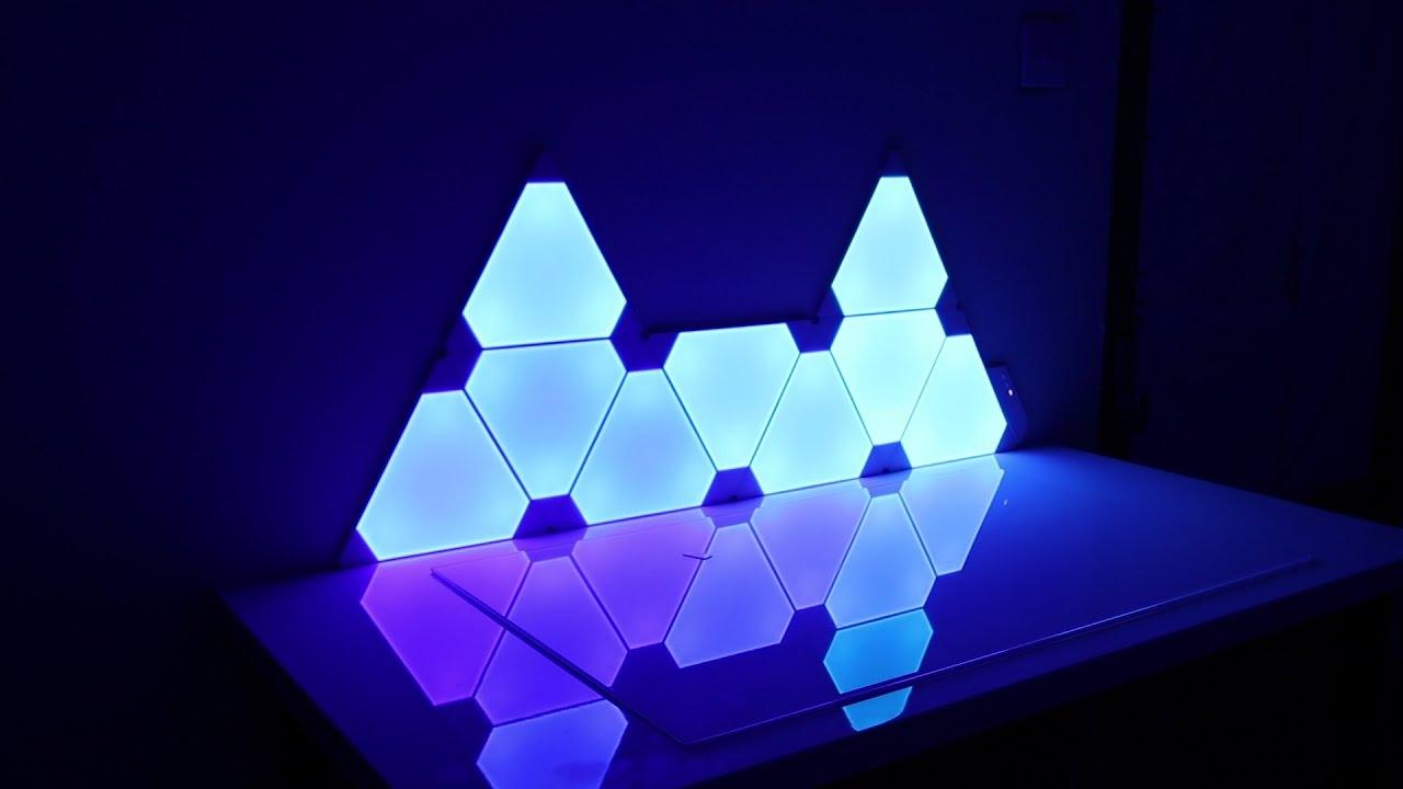 Nanoleaf Aurora Smart Lights Review