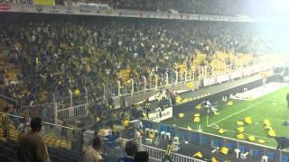 fenerbahce telekom tribunu olaylar 12 mayıs 2012