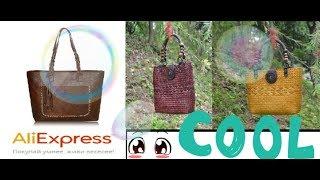Женские сумки с Алиэкспресс / Распаковка и обзор