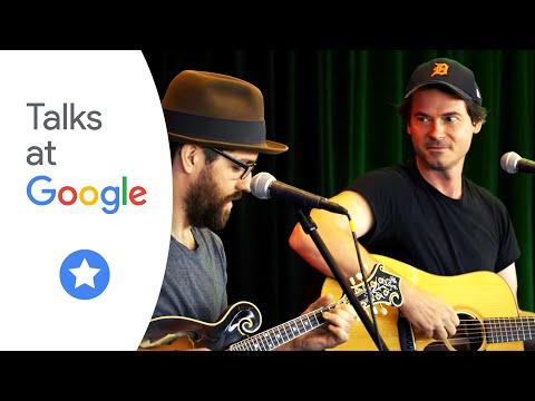 "Ketch Secor & Joe Andrews: ""Old Crow Medicine Show""   Talks At Google"