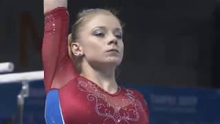 Evgeniia Shelgunova VT AA - Universiade Taipei 2017