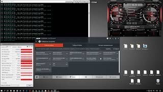 BIOS Mod Firmware and Overclocking Sapphire Nitro+ RX580 8G SAMSUNG 30 mh/s / Прошивка и разгон