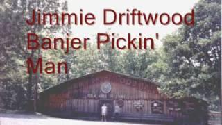 Jimmie Driftwood - Banjer Pickin Man YouTube Videos