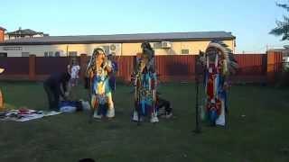 Перуанские музыканты в Голубицкой(, 2015-07-24T14:58:03.000Z)