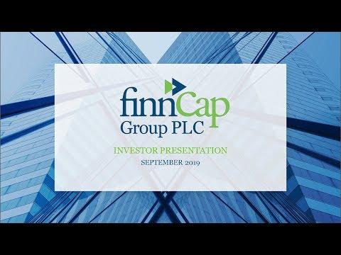 finnCap Group (FCAP) Investor presentation September 2019