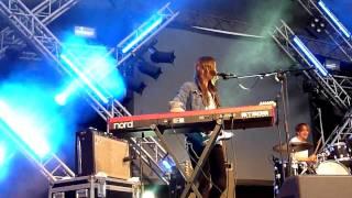 Holly Miranda - Slow Burn Treason @ Festival De Affaire (1/6)
