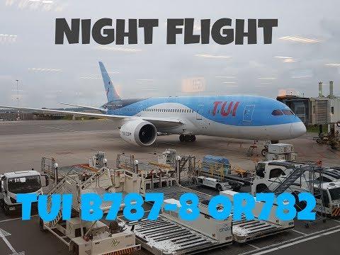 TRIP REPORT | TUI netherlands (Premium comfort) | Antalya - Amsterdam | B787 Dream)liner