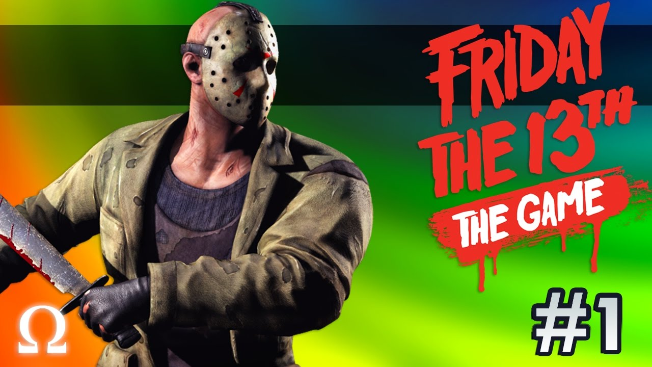 Jasons Face Revealed Cheating Death Friday The 13th The Game 1 Ft Delirious Miniladd Bryce Youtube