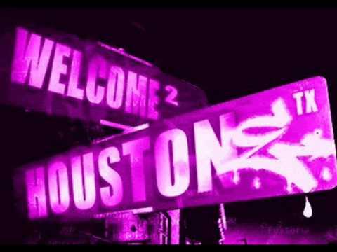 Welcome To Houston Chopped and Screwed  - DJ Lil E - Slim Thug , Texas All Stars