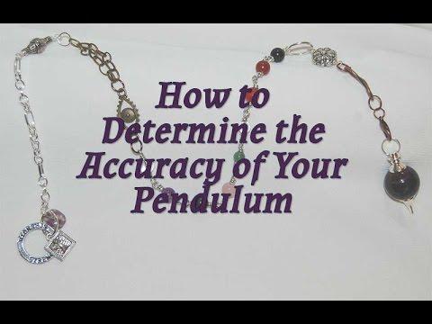 How Accurate is My Pendulum  JewelryGemstonesNMore.com