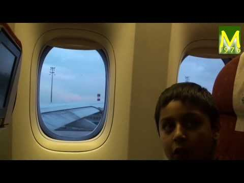 Thumbnail: PIA airlines Paris to Islamabad