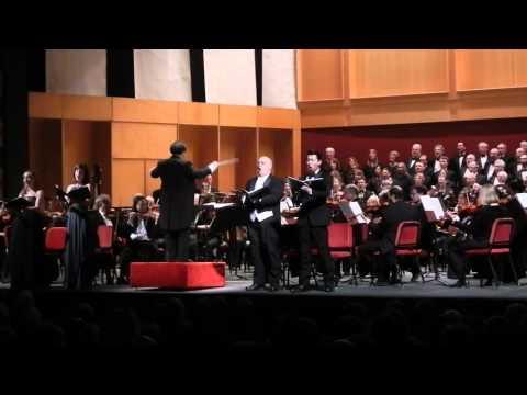 Eastern Connecticut Symphony & Chorus - Garde Arts Center, New London, CT  April 30th, 2016