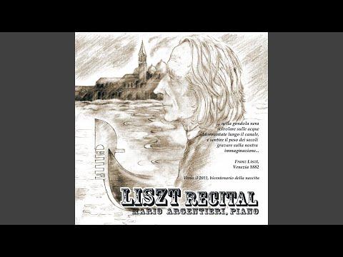The Last Liszt: Sospiri