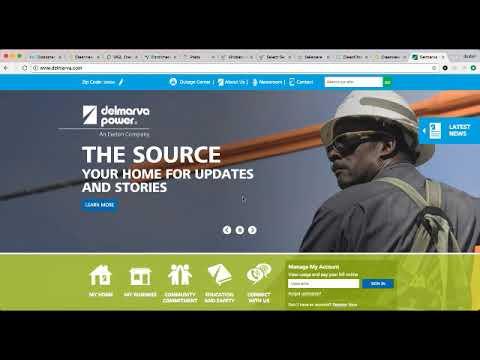 Energy supply company video