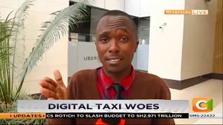 Traffic Update:Digital taxi strike #DayBreak