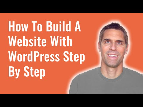 How To Make A Website | Build A Website With WordPress Step-by-Step