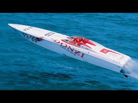 Donzi Racing - Dominating the APBA SBI Offshore Circuit