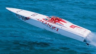 Donzi Racing Power Boats - Dominating Offshore Manufacturers