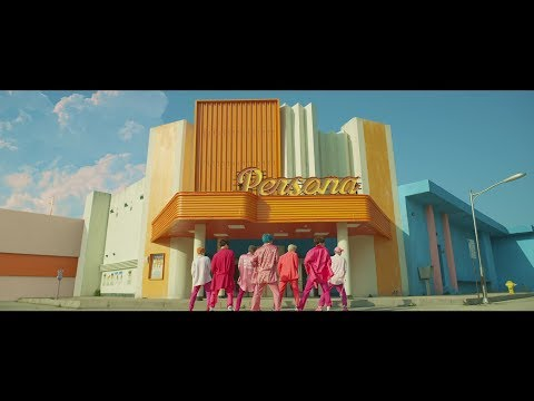 "BTS Release 'Map of The Soul: Persona' & ""Boy With Luv"" Video Ft. Halsey"