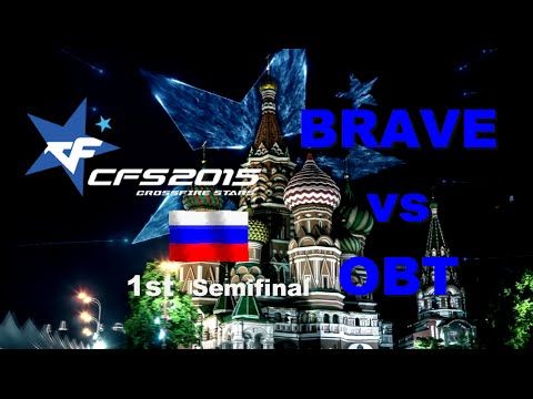 CFS '15 NF Russia | Brave vs OBT @Port