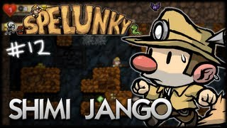 SHIMI JANGO! - Spelunky Xbox 360 Let