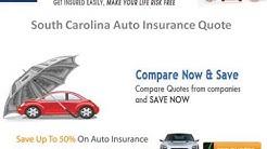 Cheap Auto Insurance In South Carolina